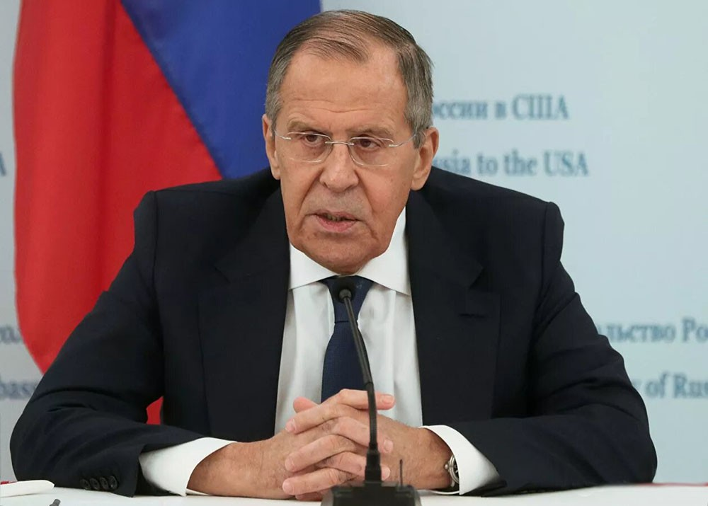 Лавров заявил, что Россия не будет ухудшать отношения с Китаем