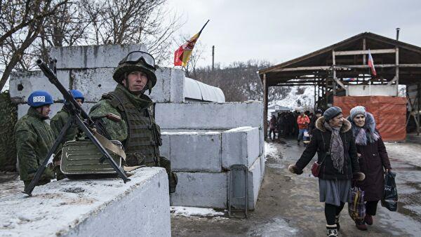 В ЛНР заявили о двух обстрелах со стороны силовиков за сутки