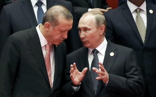 В Москву приехала делегация военных и дипломатов из Турции