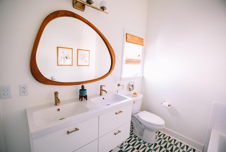 6 способов обновить ванную без лишних затрат