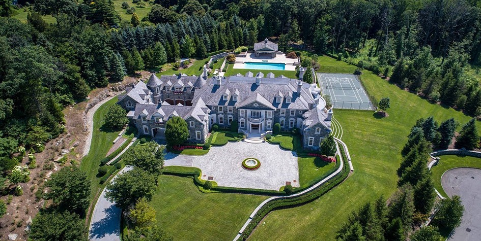 6 роскошных домов, которые никто не хочет покупать