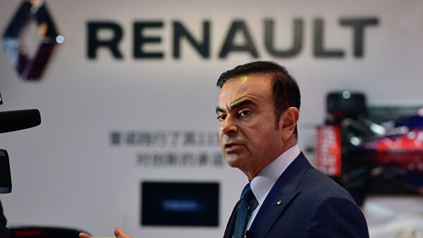 Экс-глава Nissan Гон въехал в Ливан под чужим именем, сообщает СМИ
