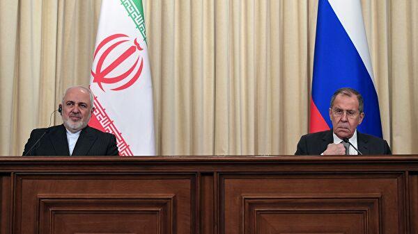 Глава МИД Ирана назвал переговоры с Лавровым плодотворными
