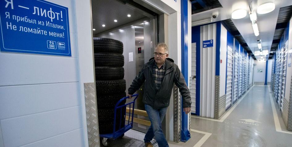 В Москве открылось рекордное количество складов индивидуального хранения