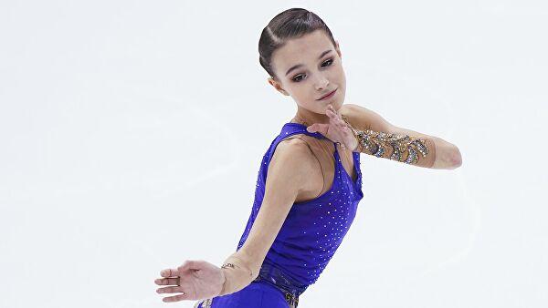 Чемпионат России по фигурному катанию завершился рекордами Щербаковой