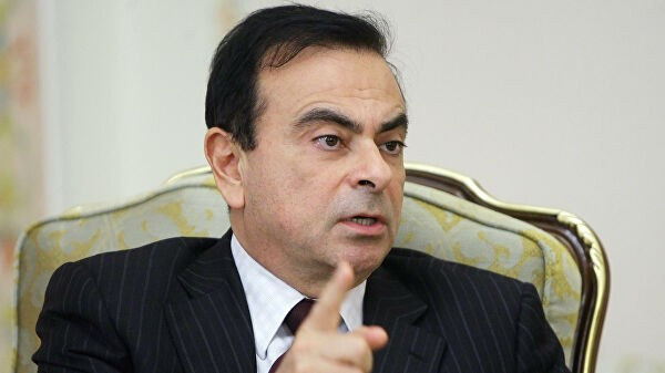 СМИ: Япония может обратиться к Ливану для продолжения суда над Гоном