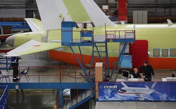 «Русификация» SuperJet обойдется бюджету еще в ₽15 млрд