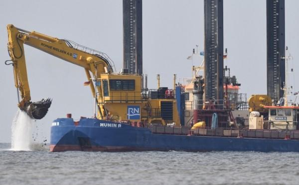Попавшая под санкции США Allseas отвела строившие «Северный поток-2» суда
