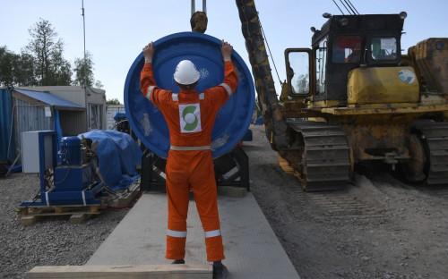 Оператор ускорит строительство «Северного потока-2» из-за санкций США