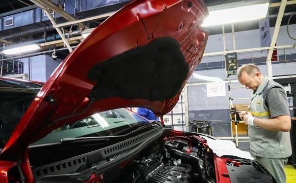 Renault отзовет в России почти 80 тыс. машин