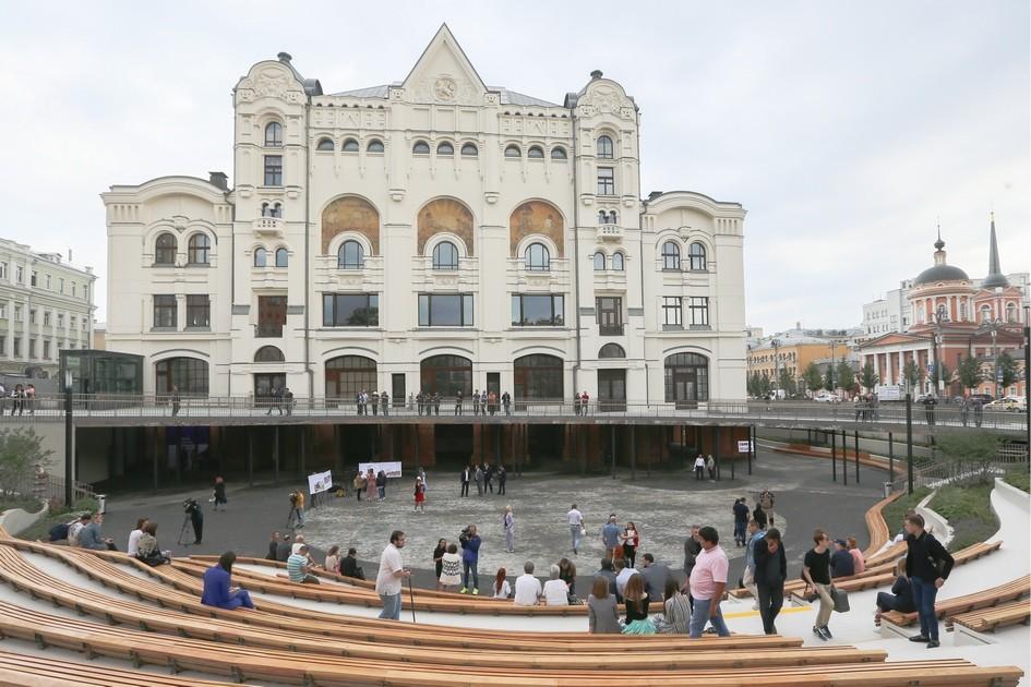 Изобретение истории: что построили и что снесли в Москве в 2019 году