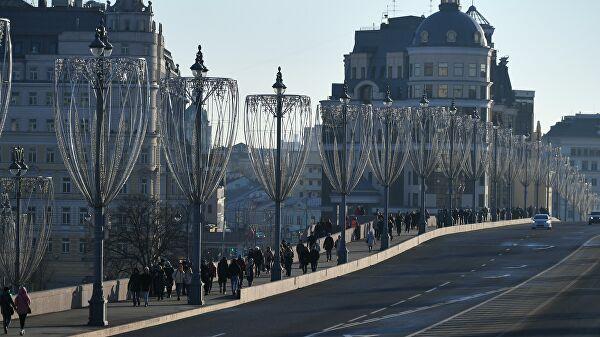 На следующей неделе в Москву вернется зима