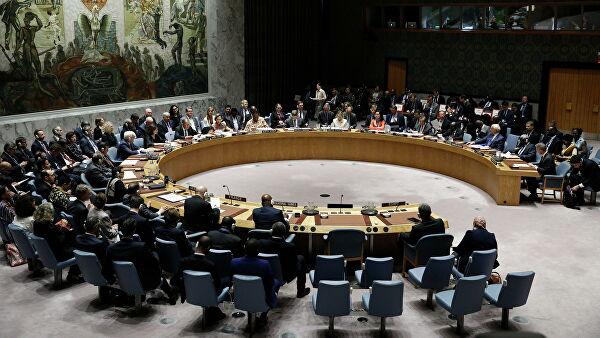 Председатель СБ ООН назвал сроки принятия резолюции по Ливии