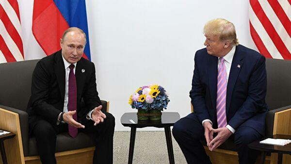 Трамп хотел встретиться с Путиным до своей инаугурации, сообщает СМИ
