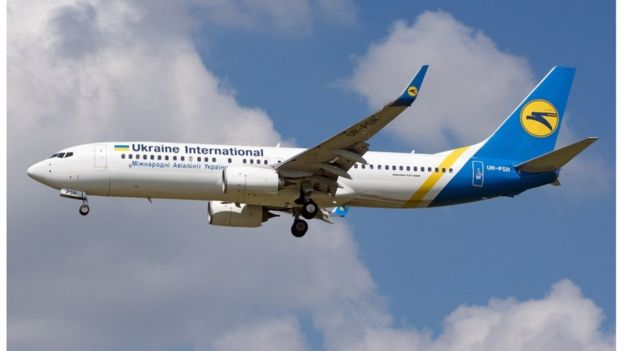 Крушение украинского самолета в Иране