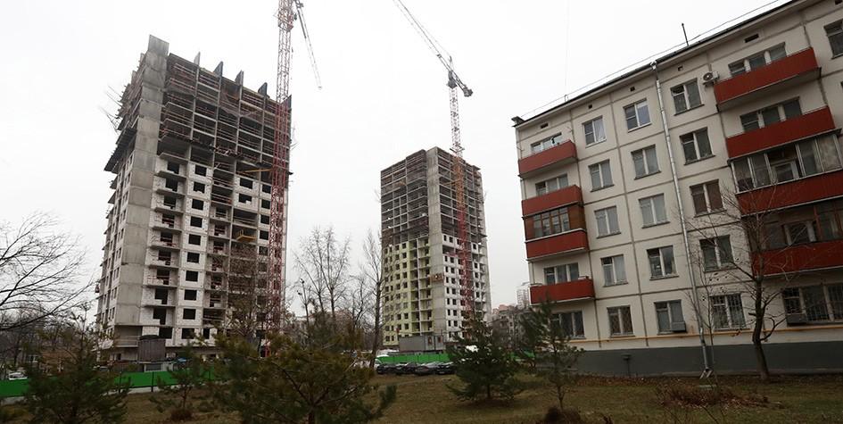 Количество сделок с новостройками в Москве выросло в декабре на 30%