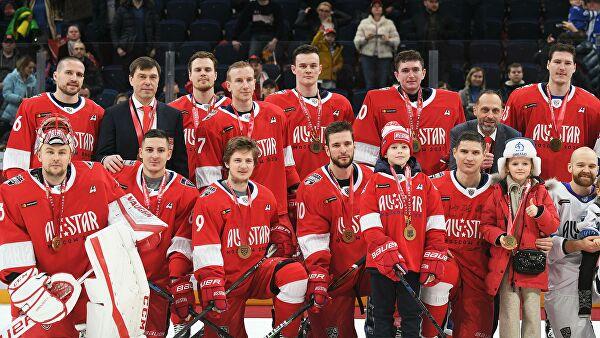 Изживший формат: Умарк стал главным героем Матча звезд КХЛ в Москве
