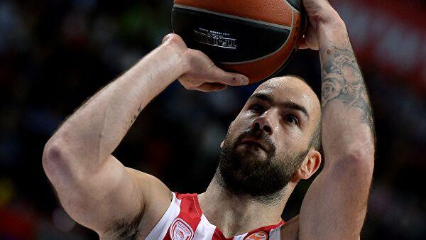 Баскетболист Спанулис стал лучшим снайпером в истории Евролиги
