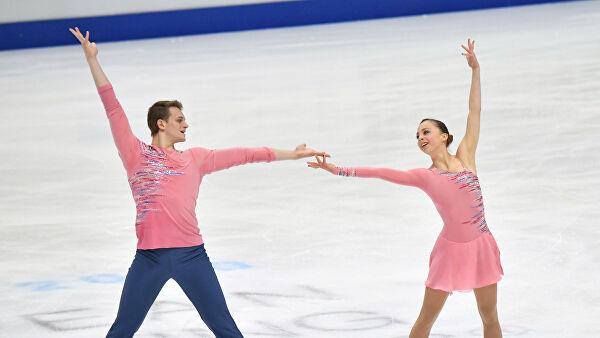 Бойкова и Козловский захватили лидерство на ЧЕ с мировым рекордом