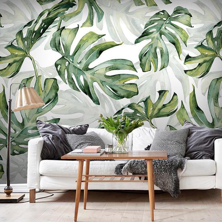 Тропический интерьер: 9 идей, как превратить квартиру в джунгли