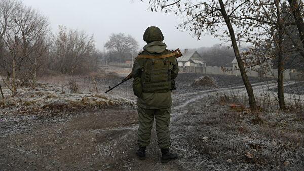 В ДНР заявили о пяти нарушениях перемирия со стороны ВСУ за сутки
