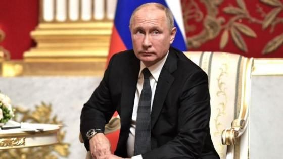 Владимира Путина попытались отравить