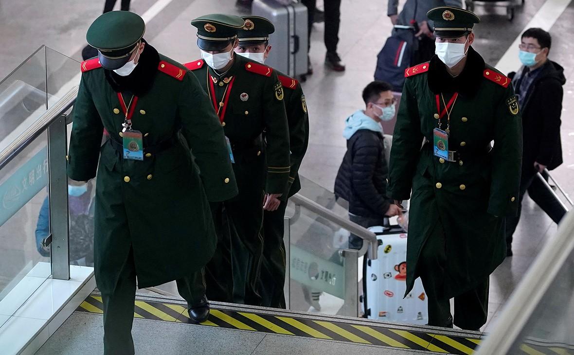 Уже два города Китая заблокированы из-за вируса