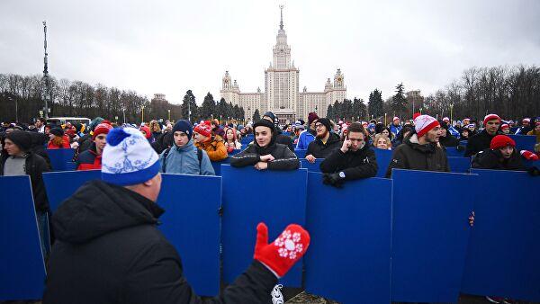 Медведев поздравил студентов с Татьяниным днем