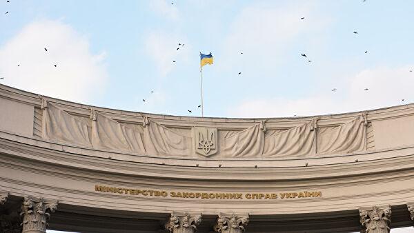 МИД Украины прокомментировал предстоящий визит Меркель в Москву