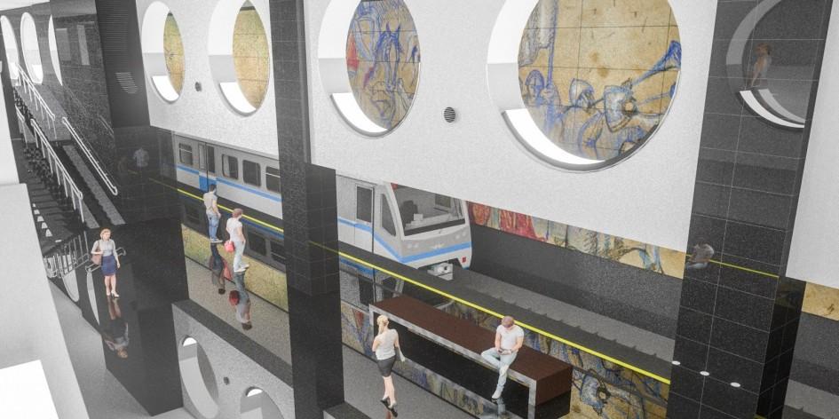 В 2020 году в Москве откроют девять станций метро