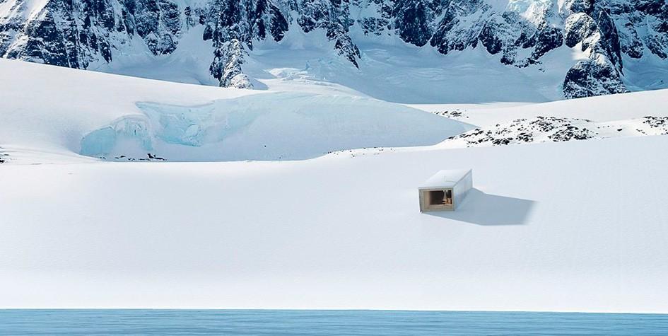 Вниз по склону: французский архитектор спроектировал «скользящий дом»