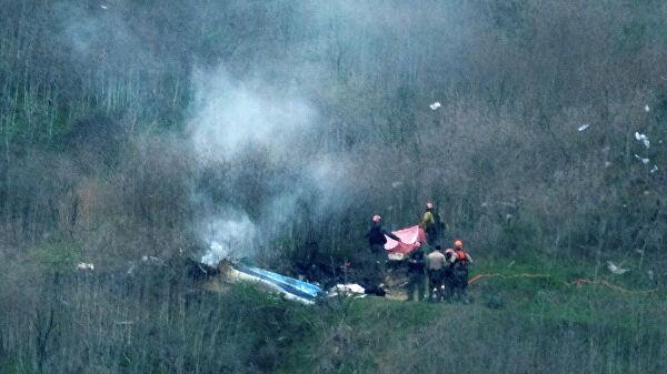 Вертолет Коби Брайанта не был оснащен системой предупреждения TAWS