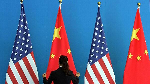 Товарооборот Китая и США по итогам 2019 г снизился на 14,6%