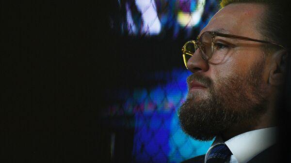 РЕН ТВ объяснил оскорбления в адрес Макгрегора в промо к бою с Серроне