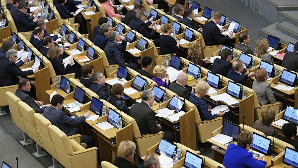 Депутаты предположили, какие темы станут основными в весенней сессии