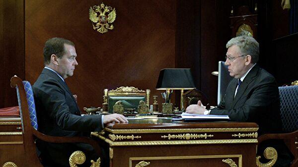 Кудрин заявил, что Медведев должен был сделать больше для экономики