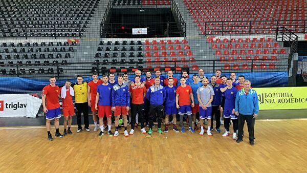 Гандболисты сборной России стартуют на чемпионате Европы