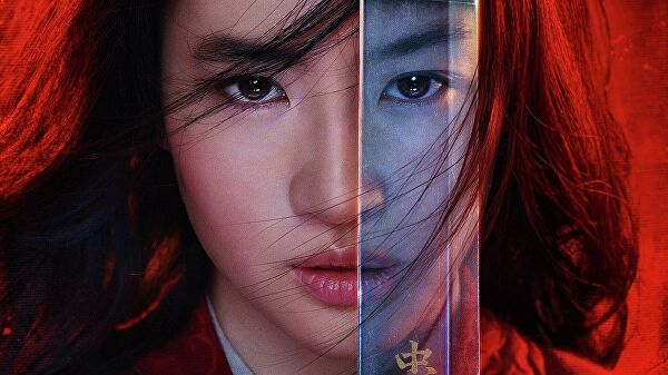 """В сети опубликовали постеры к фильму """"Мулан"""""""