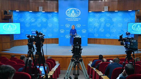 """Захарова предупредила о """"летальных последствиях"""" переписывания истории"""