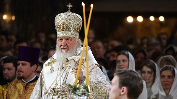 Закон о поддержке многодетных семей необходим, заявил патриарх Кирилл