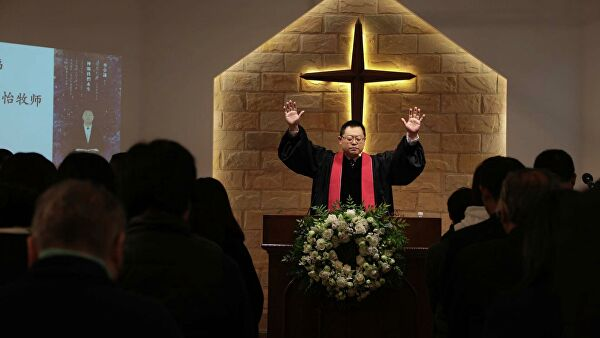 Евросоюз призвал Китай освободить осужденного пастора Ван И