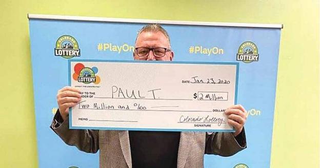 Американец забыл про лотерейный билет и оказался победителем