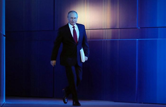 Послание Владимира Путина федеральному собранию - 2020