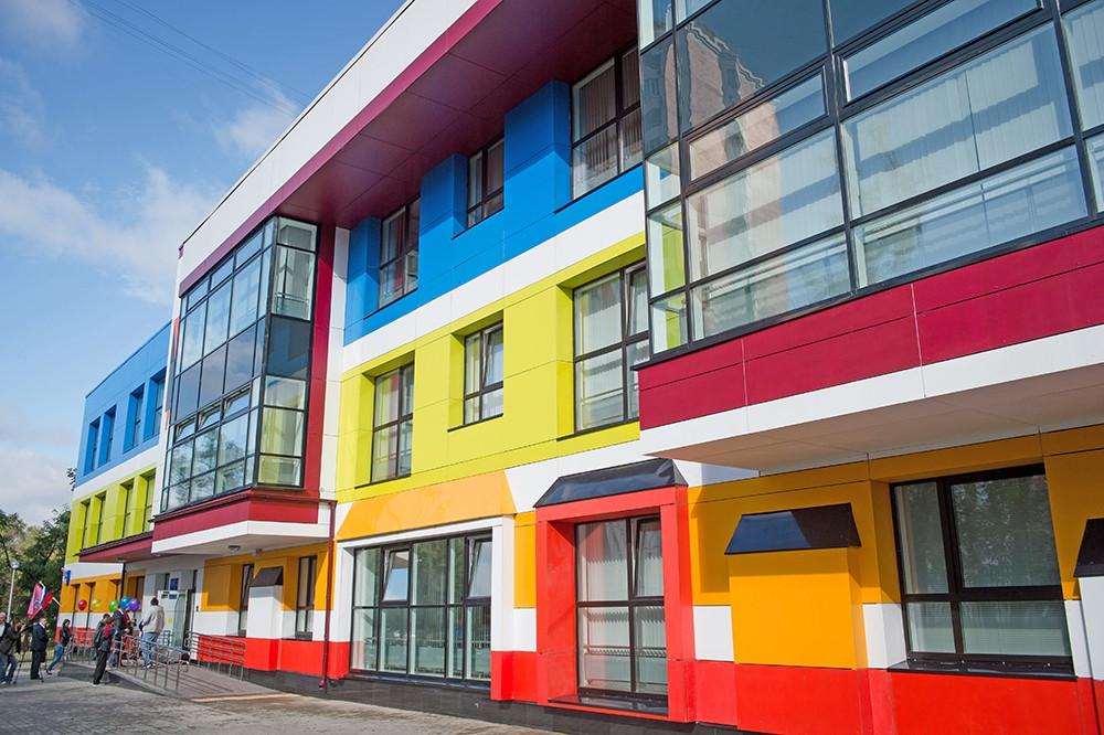 Почти 50 объектов образования планируют ввести в столице до конца год