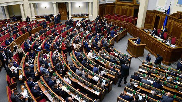 Украинская оппозиция потребовала отставки кабмина
