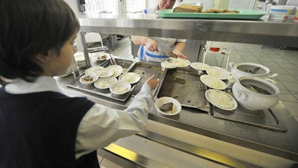 Финская журналистка поделилась впечатлением от еды в российских школах