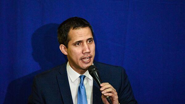 """Гуаидо: """"Роснефть"""" должна участвовать в """"освобождении"""" Венесуэлы"""
