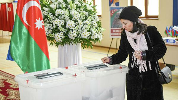 Российские наблюдатели признали результаты выборов в Азербайджане