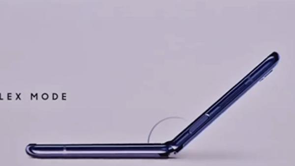 Samsung представил складной смартфон Galaxy Z Flip