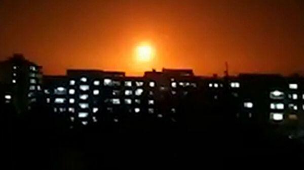 Сирия намерена укрепить системы ПВО после авиаударов Израиля